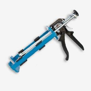 2k caulking piston gun