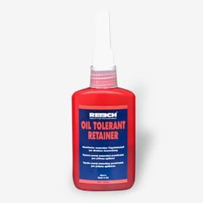 oil tolerant retainer